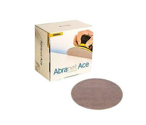 "6"" Abranet Ace Variety pk P80 - 220 x 2 each"