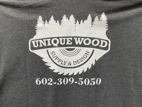 Unique Wood Supply and Design T-Shirts