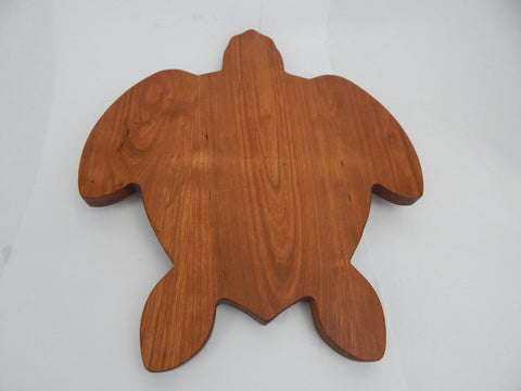 Sea turtle shaped cutting boards. Solid Walnut, Cherry or Maple woods.