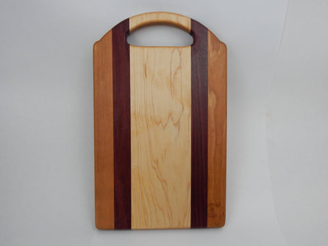 Paddle Board - Cherry, Purple Heart & Maple