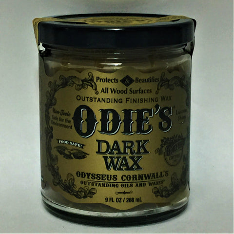 Odies Oil: Dark Wax