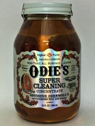 Odies Oil: Super Cleaning Concentrate