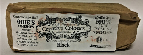 Odies Oil: Mr. Cornwall's Custom Colours  BLACK