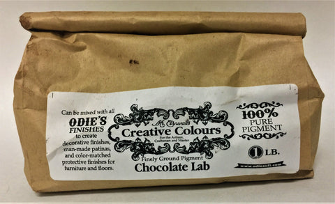 Odies Oil: Mr. Cornwall's Custom Colours  CHOCOLATE LAB
