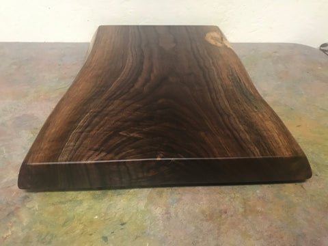 Natrual Edge Cutting Board
