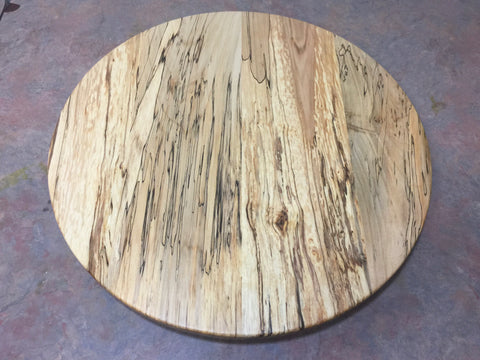 Spalted Maple Lazy Susan