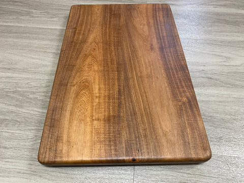 Natural Edge AZ Mesquite Cutting/Serving Board