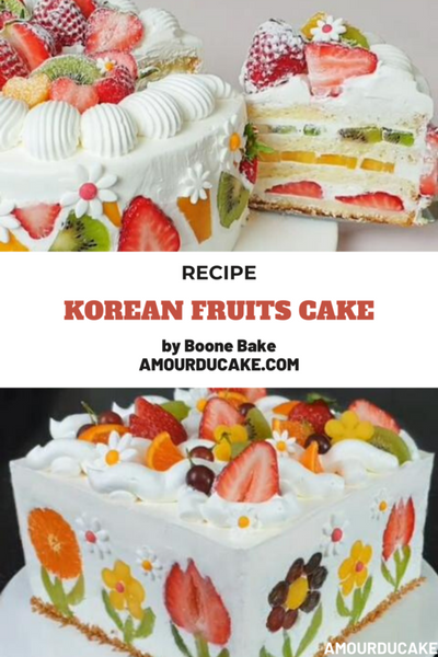 Incredible fruit cake