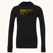 Load image into Gallery viewer, Rising from the streets hoodie