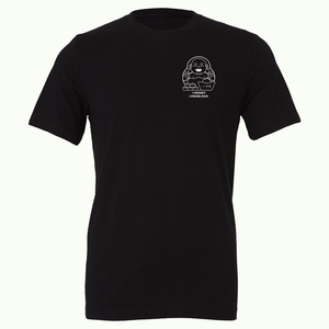 Laughing Buddha - More Money Less Problems Tee