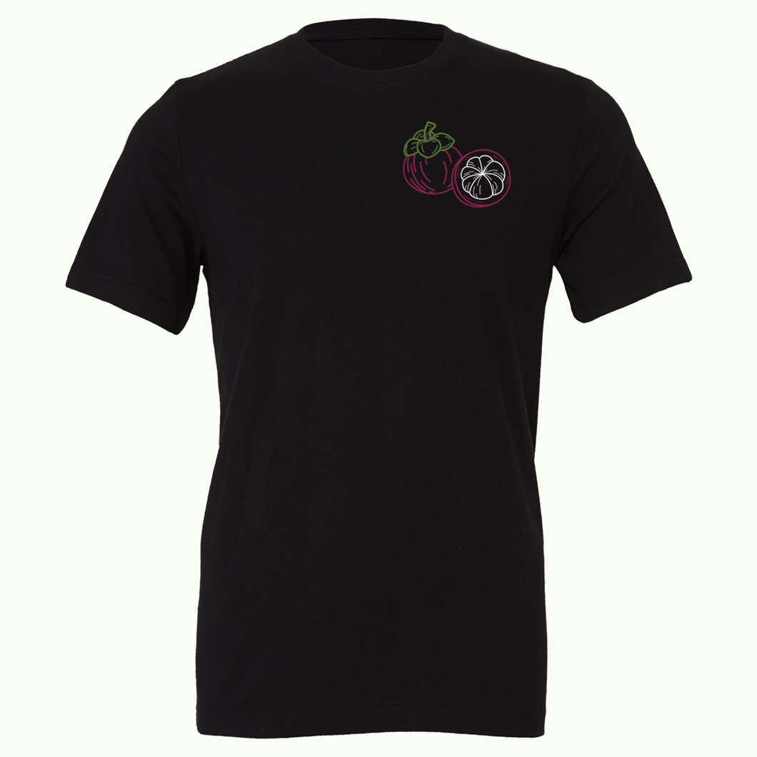 Mangosteen - Queen of Fruits Tee
