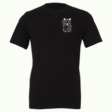Load image into Gallery viewer, Shaka Cat Holding Million Dollar Coin Tee