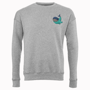 The Whale Sweater