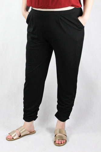 Just Pleat It! Harem Pants