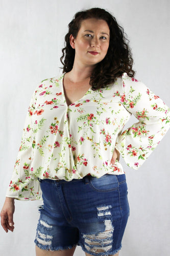 Blooming Beauty Top