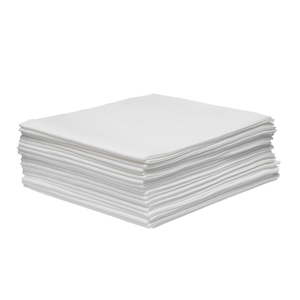 EXTRA LARGE DISPOSABLE WHITE ECO TOWELS