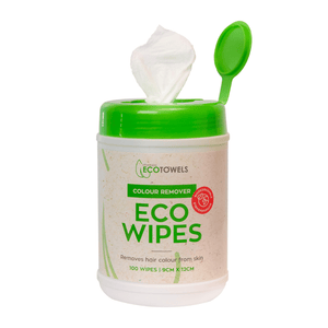 BIODEGRADABLE COLOUR REMOVER ECO WIPES
