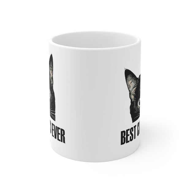 Best Cat Dad Ever 11oz Mug