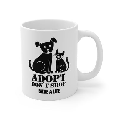 Adopt Don't Shop -- Save a Life