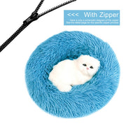 Cat Bed With Zipper. Washable