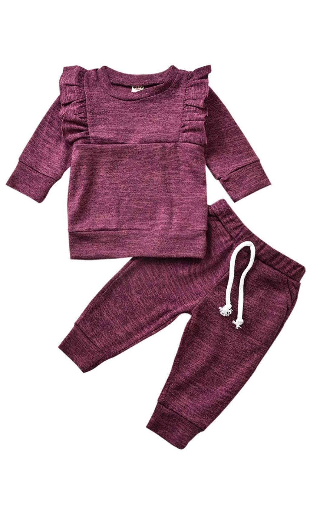 Knit Sweat Suit