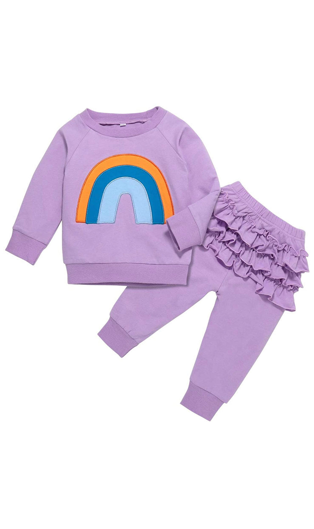 Rainbow Set - Purple