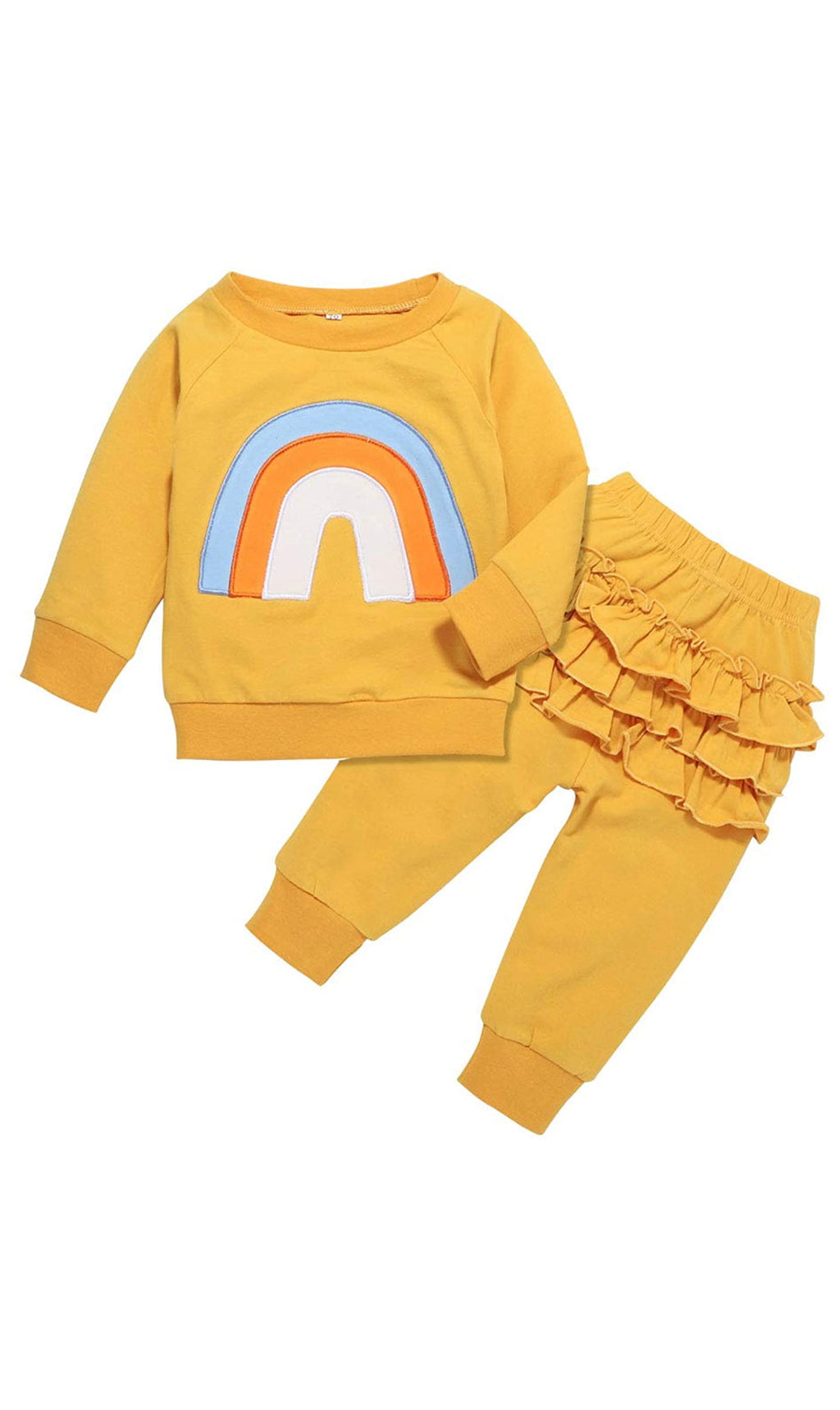 Rainbow Set - Yellow
