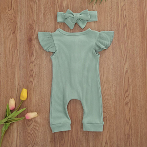 Skylar Jumpsuit & Bow