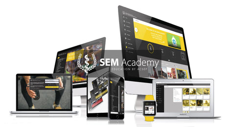 Yearly SEM Academy Membership