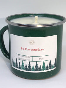 Decorative Holiday Candle