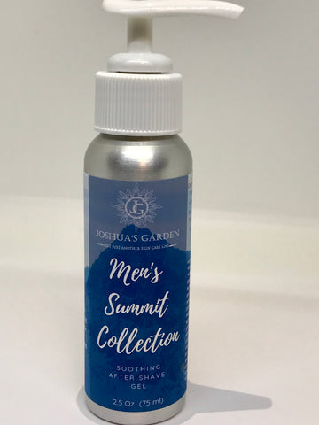 Men's Soothing Aftershave Gel