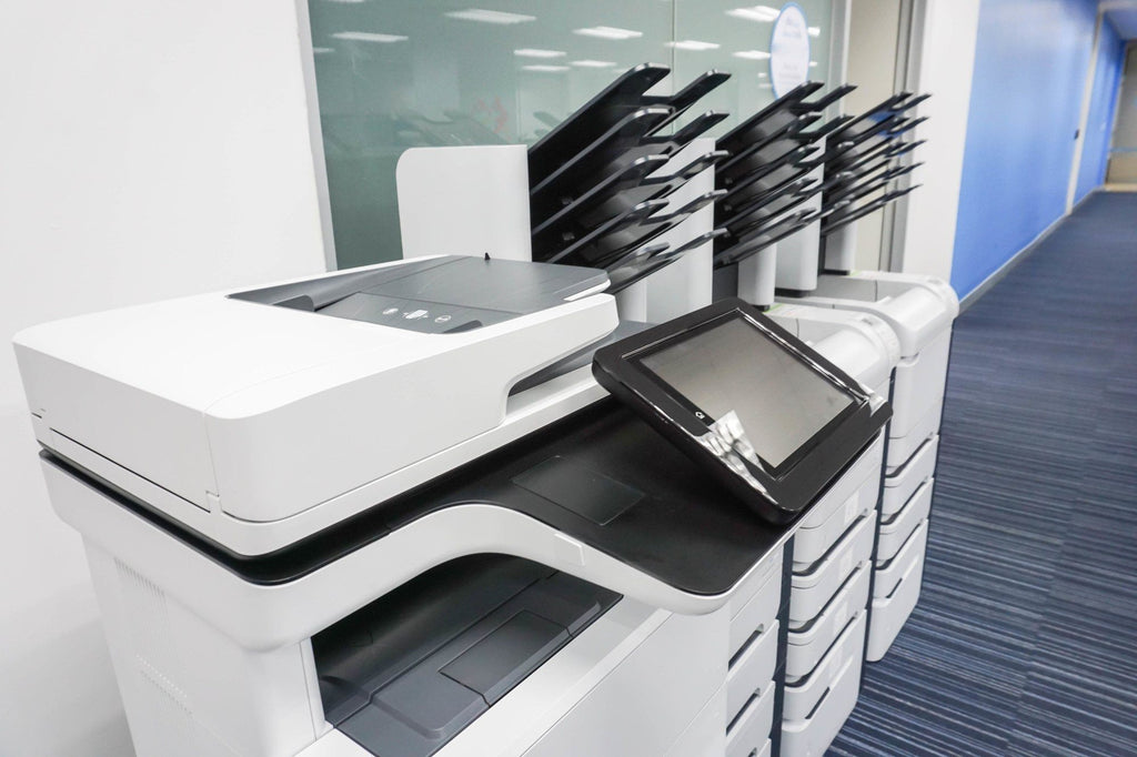 Things to Consider When Buying a Used Copy Machine