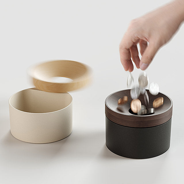 Revov Magnetic Rotating Coin Storage II