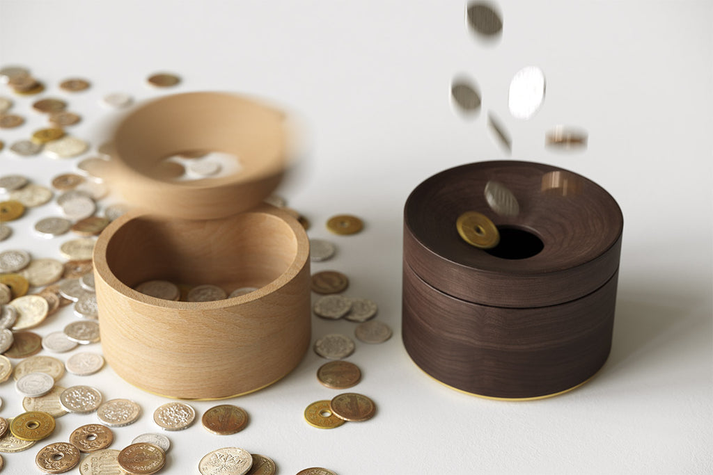 Revov Magnetic Rotating Coin Storage