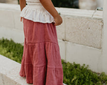 Load image into Gallery viewer, Bella Maxi Skirt - ROSE