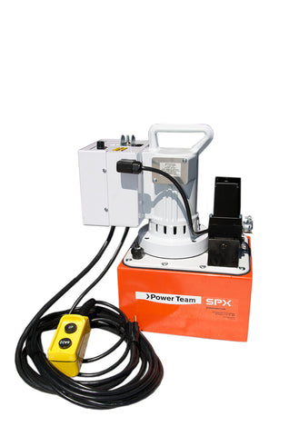 PE552S Electric over Hydraulic Pump