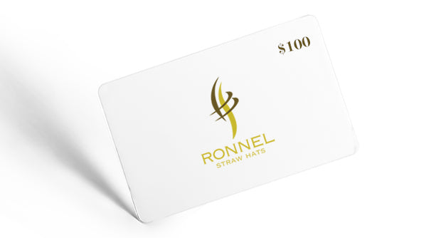 Gift Card - RONNEL HATS