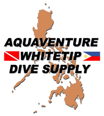Aquaventure whitetip dive supply logo- partner Banshy jewelery from O-ring