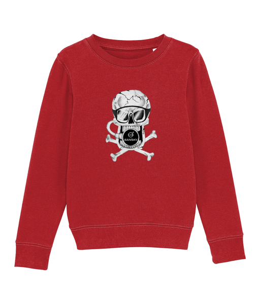 Pirate - Clothing - Bright Red / XS / 3-4 - 100% cotton - Banshy