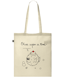 Once upon a time,puffer - Bag - [variant_title] - 100% cotton - Banshy