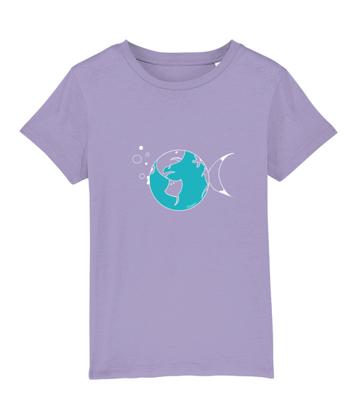 Globe trotter - Clothing - Lavender Dawn / XS / 3-4 - 100% cotton - Banshy