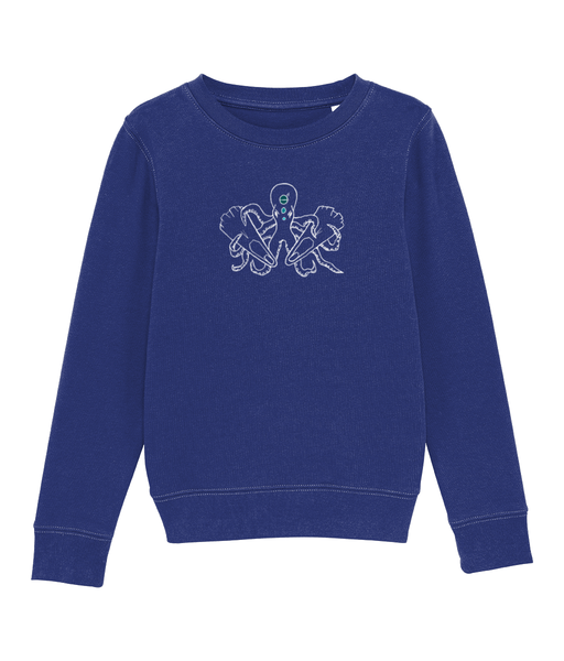 Octopus - Clothing - French Navy / XS / 3-4 - 100% cotton - Banshy