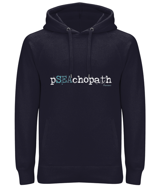 pSEAchopath - Clothing - Navy / X-Small - 100% cotton - Banshy