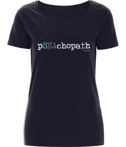 pSEAchopath - Clothing - Navy / Small - 100% cotton - Banshy