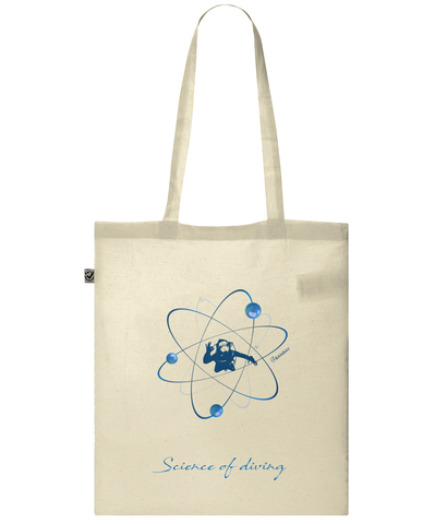 Science of diving - Bag - [variant_title] - 100% cotton - Banshy