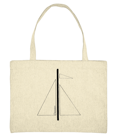 Mât noir - Bag - [variant_title] - 100% cotton - Banshy