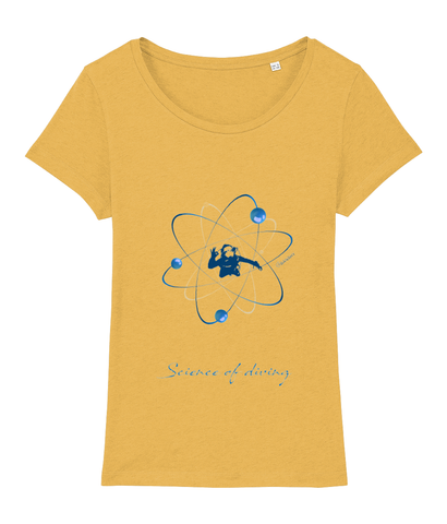 Science of Diving - Clothing - Spectra Yellow / X-Small - 100% cotton - Banshy