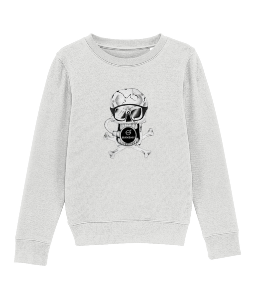 Pirate - Clothing - White / XS / 3-4 - 100% cotton - Banshy