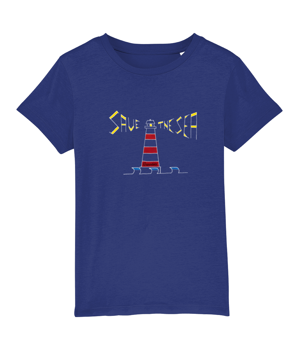 Lighthouse - Clothing - French Navy / XS / 3-4 - 100% cotton - Banshy