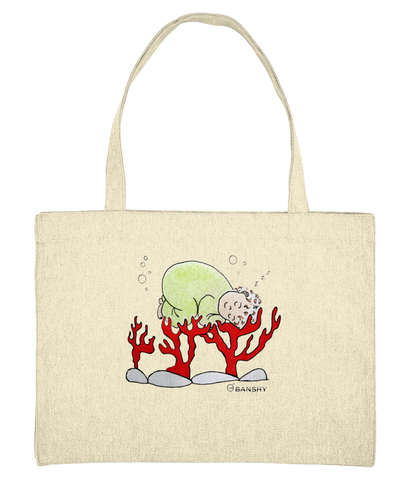 World's arms - Bag - [variant_title] - 100% cotton - Banshy